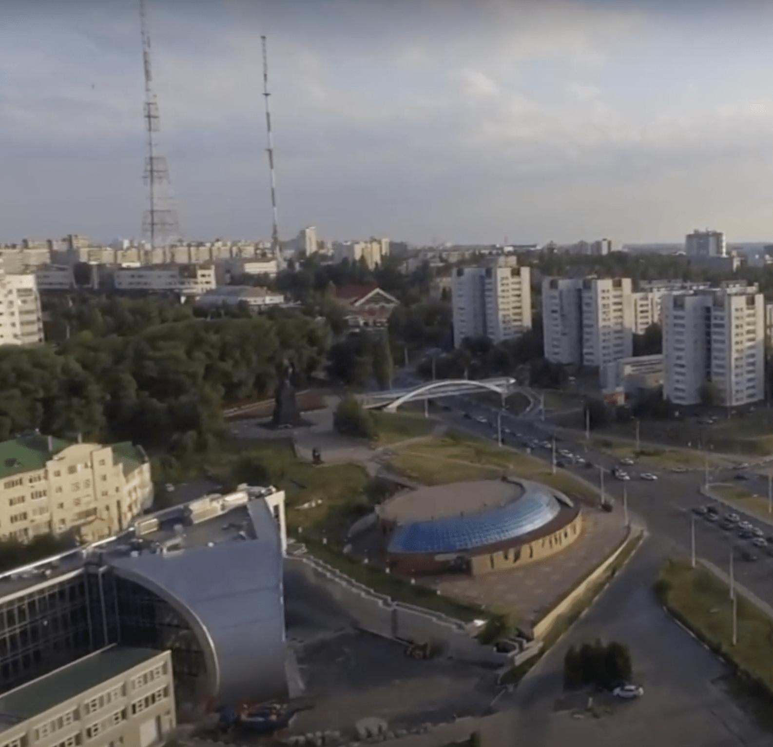 Транспортная стратегия Белгородской области